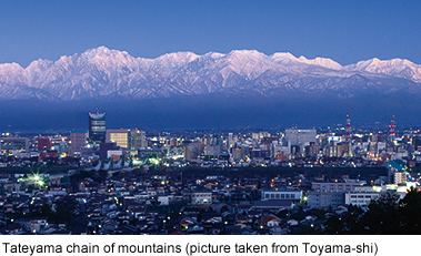 Glimpse Of Hokuriku Region About Hokuriku Region